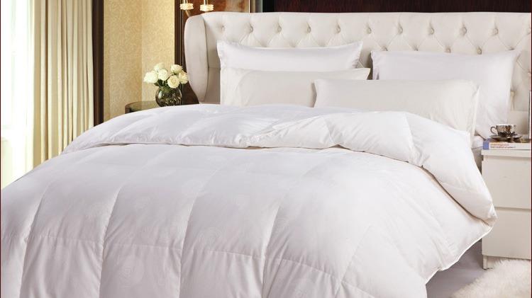床上用品定制厂家欣乐寝饰告诉您羽绒如何保养