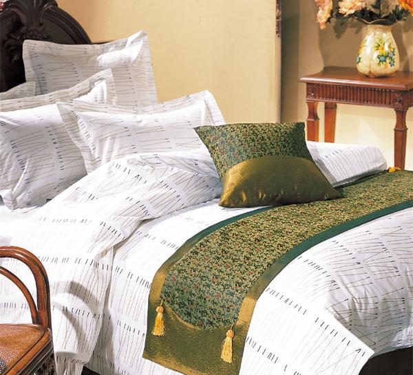 酒店床上用品设计